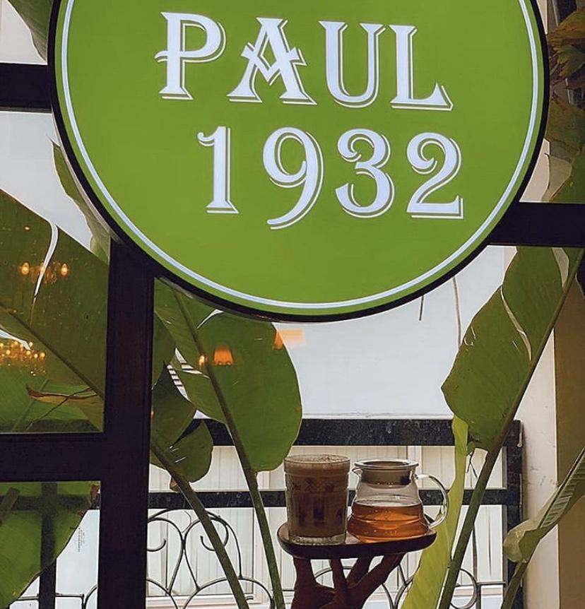 Spa kết hợp cafe tại Sài Gòn